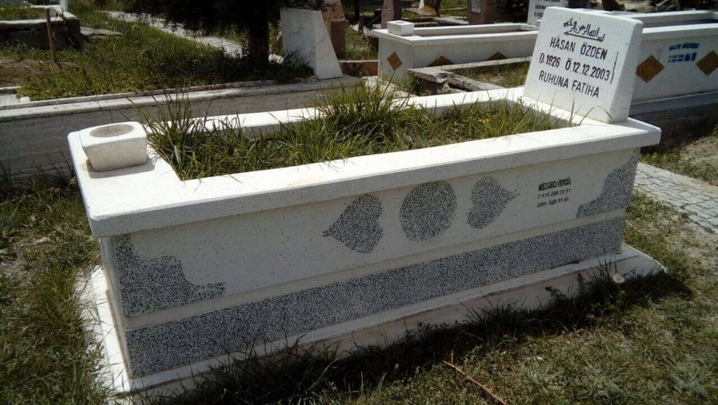 Çift Katlı Hazır Mezar – Mezar Yapımı – Mezar Çeşitleri