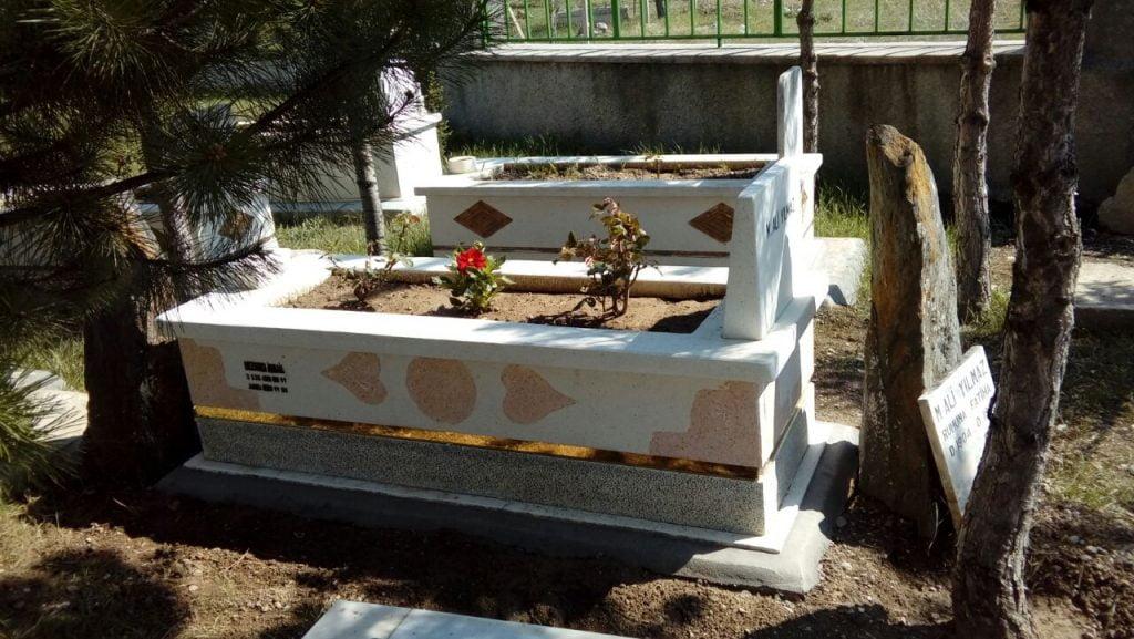 Gold (Sarı Şeritli) Mezar – Ankara Gold Mezar – Mezarcı ismail Mezarları