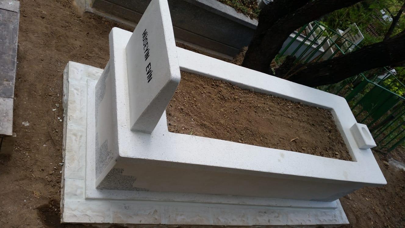 Tek Katlı Hazır Mezar – Ankara Mezartaşı – Beton Mezar