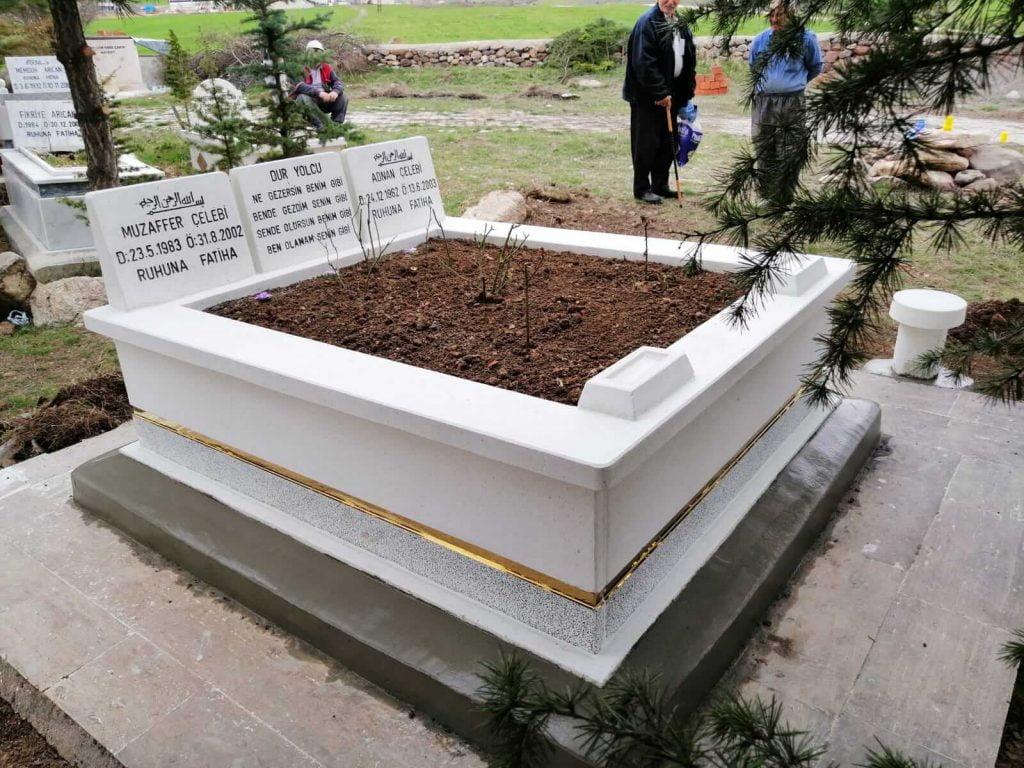 Çiftli Gold (Sarı Şeritli) Mezar – Çiftli Mezar – Çiftli Hazır Mezar